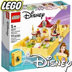 2020 Lego Disney Princess Приключенията на Бел 43177