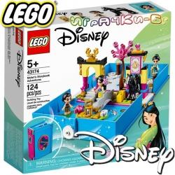 2020 Lego Disney Princess Приключенията на Мулан 43174