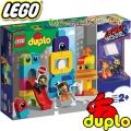 Lego Duplo Посетителите на Емет и Люси от планетата Duplo 10895