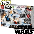 2020 Lego Star Wars Екшън битка: Защита на базата Ехо 75241