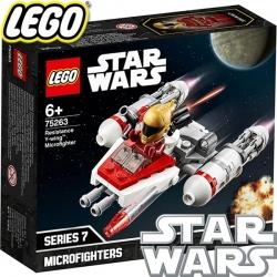 2020 Lego Star Wars Y-wing на съпротивата 75263