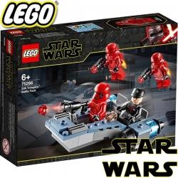 2020 Lego Star Wars Боен пакет войници на ситите 75266