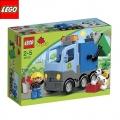 Lego Duplo Камион за отпадъци 10519