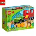 Lego Duplo Цирков транспорт 10550