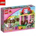 Lego DUPLO Розова конюшна 10500