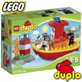 2015 Lego Duplo Пожарникарска лодка 10591