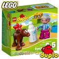 2014 Lego® Duplo - 10521 Теленце