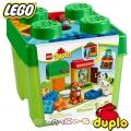 """2014 Lego® Duplo - 10570 Комплект за подарък """"Всичко в едно"""""""