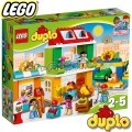 2017 Lego Duplo Town Градски площад