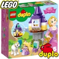 2018 LEGO DUPLO Disney Princess Кулата на Рапунцел