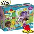 2015 Lego® Duplo Доктор Макстъфинс и линейката Роузи 10605