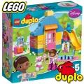 2015 Lego® Duplo Клиниката на Доктор Макстъфинс 10606