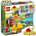 2016 Lego® Duplo Моите първи коли и камиони 10816