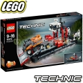 2018 Lego Technic Кораб на въздушна възглавница 42076
