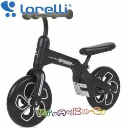 Lorelli Балансиращо колело без педали Spider Black 10050450009