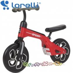 Lorelli Балансиращо колело без педали Spider Red 10050450004
