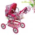 Moni Комбинирана количка за кукла Funky Rings 9360