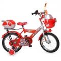 Moni Детски велосипед 1670 Red