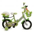 Moni Детски велосипед 1282 Green