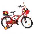 Moni Детски велосипед 2070 Red