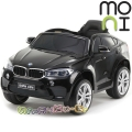 Moni Акумулаторен джип BMW X6M Black JJ2199