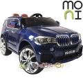Moni Акумулаторен джип BMW M5X металик RD500 Blue