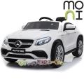 Moni Акумулаторен джип Mercedes AMG GLE63 Coupe металик A005 White