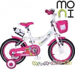 """Moni Детски велосипед 14"""" Monsters 1481"""