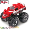Maisto - Off Road Red Джип Earth Shockers Demon