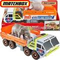 Matchbox Камион за превоз на слонове GMH44