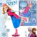 *Disney™ Frozen Кукла Принцеса Анна на ледена пързалка