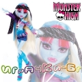 Mattel Monster High - Аби на Фестивал