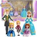 Disney Принцеса София и кралското й семейство Sofia the First Princess