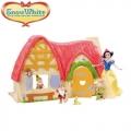 Mattel - Къщата на Снежанка и седемте джуджета V1836 Disney Princess