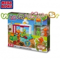 Mega Blocks Динозавърскa ж.п.гара Dinosaur Train 7421