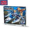 Mega Blocks Rapid Fire Dragon Fighter Dragons Universe