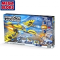 Mega Blocks Deluxe Dual Blast Dragon Hunter Dragons Universe