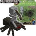 Minecraft Мини фигурка Spider Jockey Pack Deluxe 16451