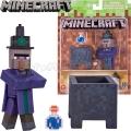 Minecraft Мини фигурка Witch 16475