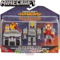 "Minecraft Dungeons Фигурка ""Full Metal Armor Battle Set"" GTP25"