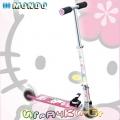 Mondo - 18589 Детска сгъваема тротинетка Hello Kitty