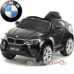 Акумулаторна кола BMW X6M JJ2199 Black