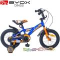"Byox Bikes Детски велосипед 14"" RAPID Blue"