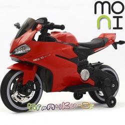 Moni Акумулаторен мотор Napoleon Red