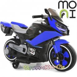 Moni Акумулаторен мотор Nepal Blue