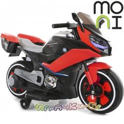 Moni Акумулаторен мотор Nepal Red