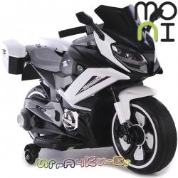 Moni Акумулаторен мотор Nepal White
