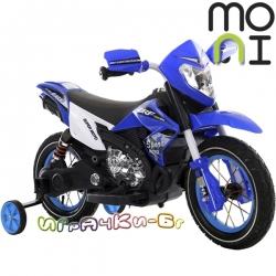 Moni Акумулаторен мотор Super Moto FB-6186 Blue