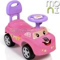 Moni Кола за яздене Keep Riding Pink