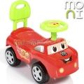 Moni Кола за яздене Keep Riding Red